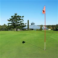 Golf at Easts